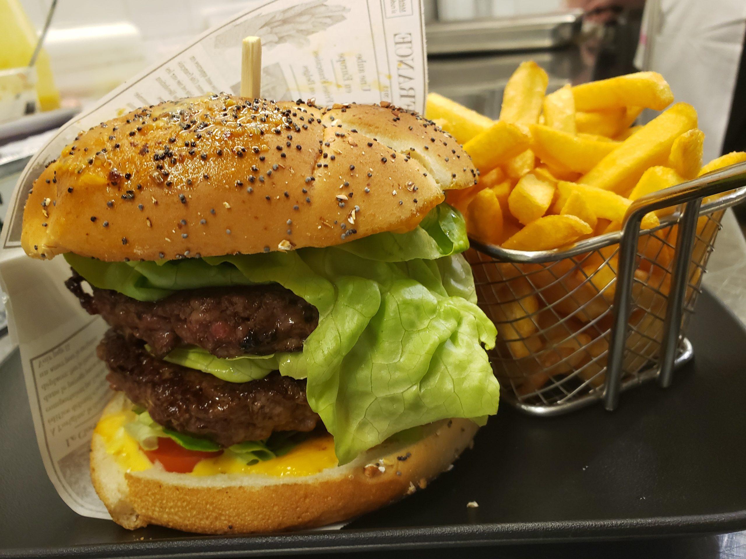 Burger La Rôtisserie